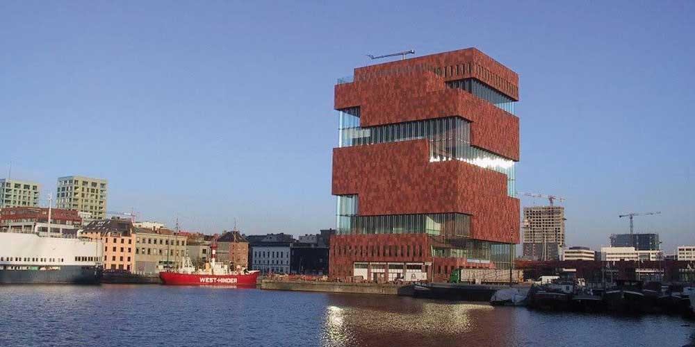 Museum Aan De Stroom – Antwerpen